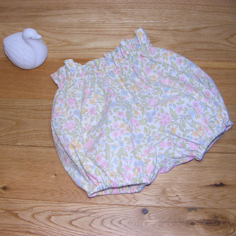 Bloomer froufrou, collection Alexia
