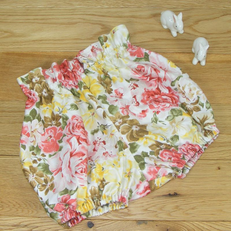 Bloomer froufrou, collection Sixtine